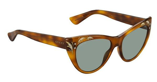 Gucci GG 3806/S 056/5L GREY GREENLT HAVANA (GREY GREEN)