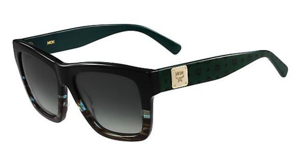 MCM MCM607S 967 BLACK-STRIPED AQUA