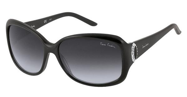 Pierre Cardin P.C. 8353/S 807/9O DARK GREY SFBLACK (DARK GREY SF)