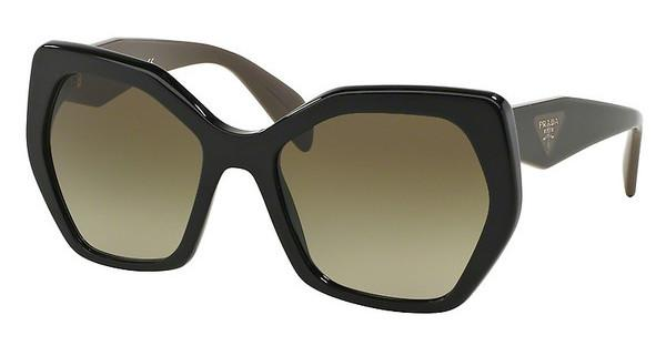 Prada PR 16RS 1AB1X1 BROWN GRADIENTBLACK