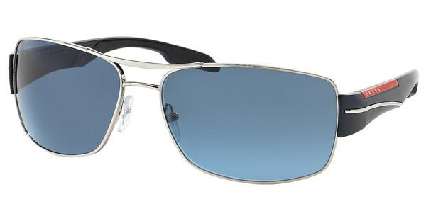 Prada Sport PS 53NS 1BC5I1 GREY BLUE GRADIENTSILVER