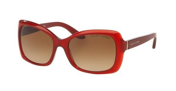 Ralph Lauren RL8134 553513 GRADIENT BROWNOPAL RED