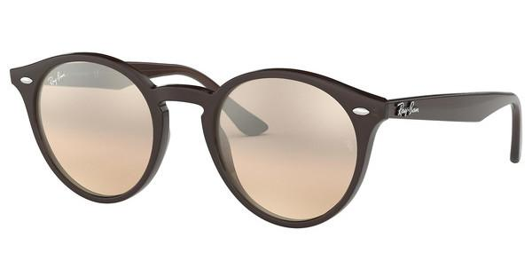 Ray-Ban   RB2180 62313D BROWN MIRROR SILVER GRADIENTOPAL BROWN