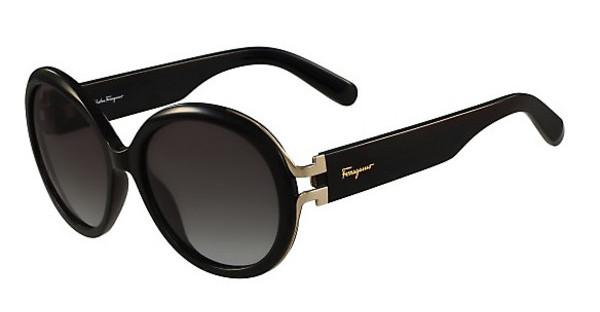 Salvatore Ferragamo SF780S 001 BLACK