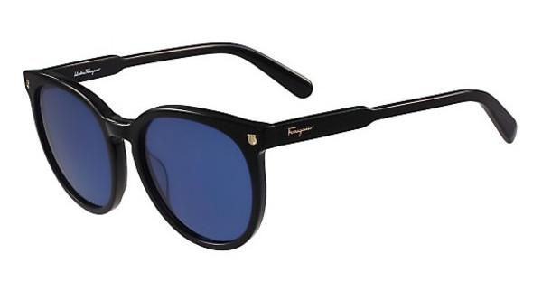 Salvatore Ferragamo SF816S 001 BLACK
