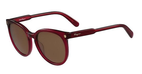 Salvatore Ferragamo SF816S 525 CYCLAMEN