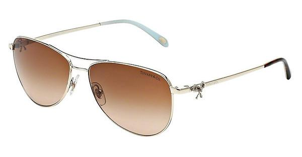 Tiffany TF3044 60213B BROWN GRADIENTPALE GOLD