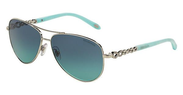 Tiffany TF3049B 60019S AZURE GRADIENT BLUESILVER