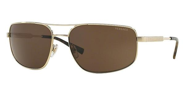 Versace VE2158 125273 BROWNPALE GOLD