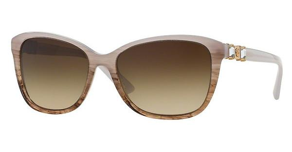 Versace VE4293B 515413 BROWN GRADIENTICE VIOLET/STRIPED HAVANA