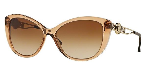 Versace VE4295 617/13 BROWN GRADIENTTRANSPARENT BROWN