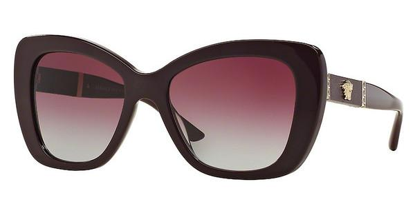 Versace VE4305Q 50664Q GREY GRADIENT DARK VIOLETEGGPLANT