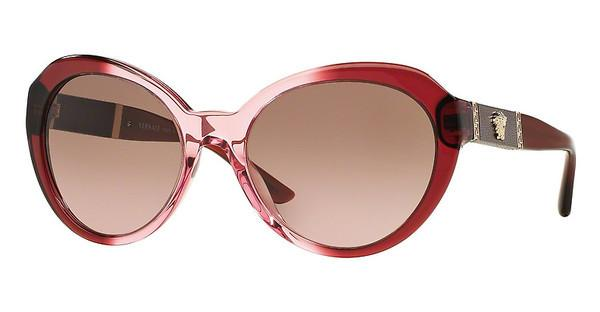 Versace VE4306Q 515114 VIOLET GRADIENT BROWNPINK BORDEAUX GRADIENT