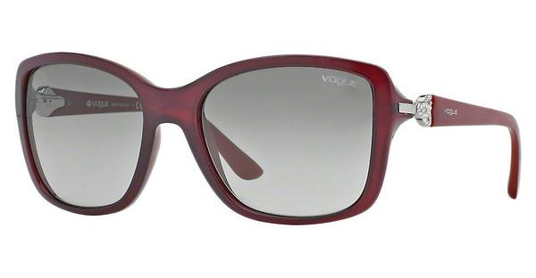 Vogue VO2832SB 213211 GRAY GRADIENTTRANSPARENT BORDEAUX