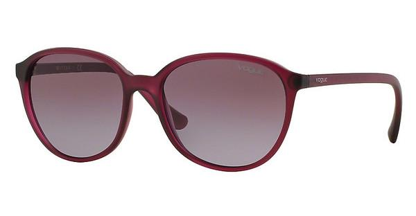 Vogue VO2939S 22828H VIOLET GRADIENTTRANSPARENT CYCLAMEN