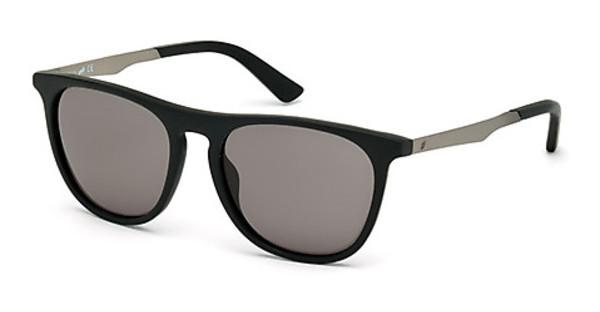 Web Eyewear WE0160 02A grauschwarz matt