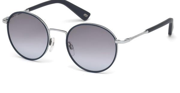 Web Eyewear WE0167 16W blau verlaufendpalladium glanz