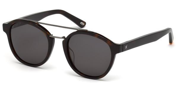 Web Eyewear WE0169 52A grauhavanna dunkel