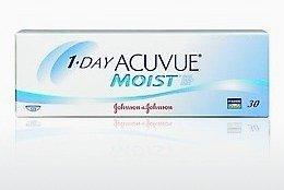 Lenti a contatto Johnson & Johnson 1 DAY ACUVUE MOIST 1DM-90P-REV