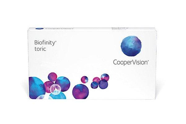 Cooper Vision   Biofinity toric BFNTR3