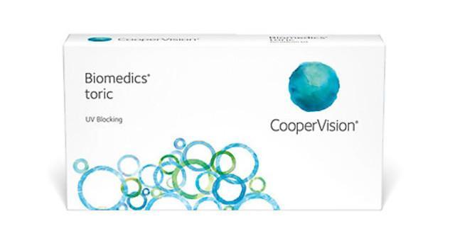 Cooper Vision Biomedics Toric Bmdt6