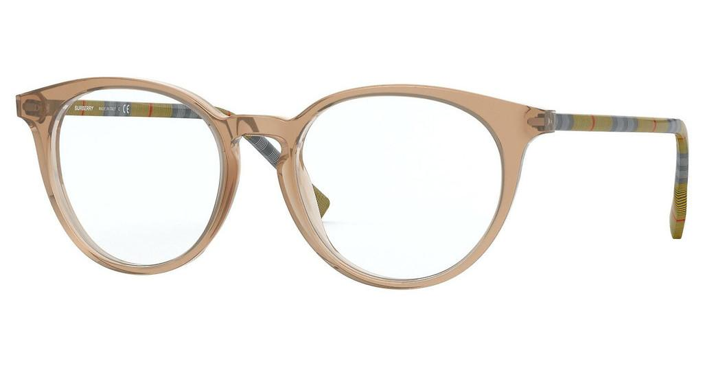 Burberry   BE2318 3856 TRANSPARENT BROWN