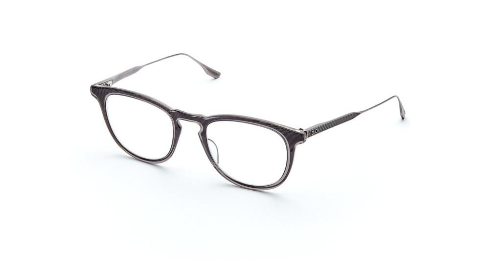 DITA   DTX-105 02 Matte Crystal Grey - Black - Black Iron