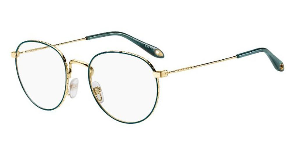 Givenchy   GV 0072 PEF GOLDGREEN