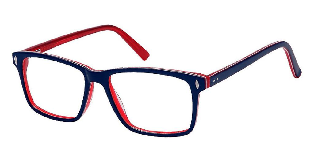 Sunoptic   A93 E Blue/Clear Red