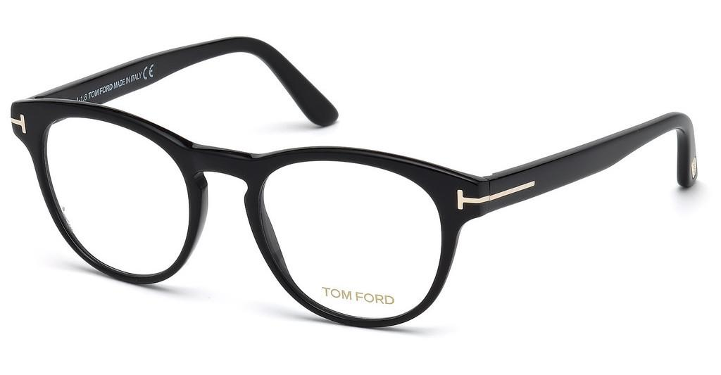 Tom Ford   FT5426 001 schwarz glanz