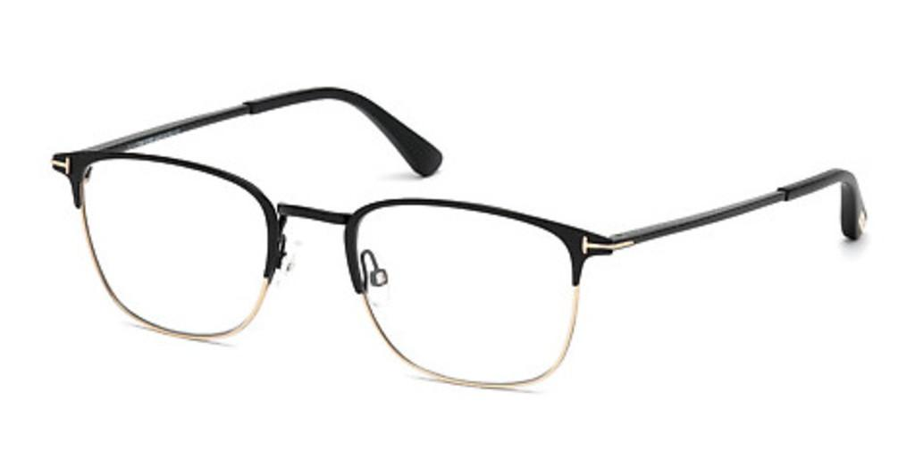 Tom Ford   FT5453 002 schwarz matt