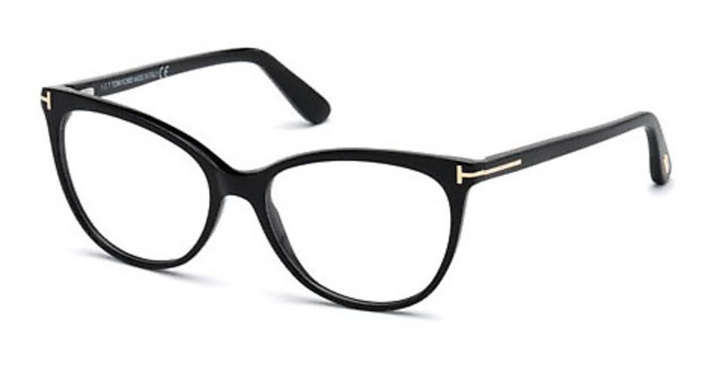 Tom Ford   FT5513 045 braun hell glanz