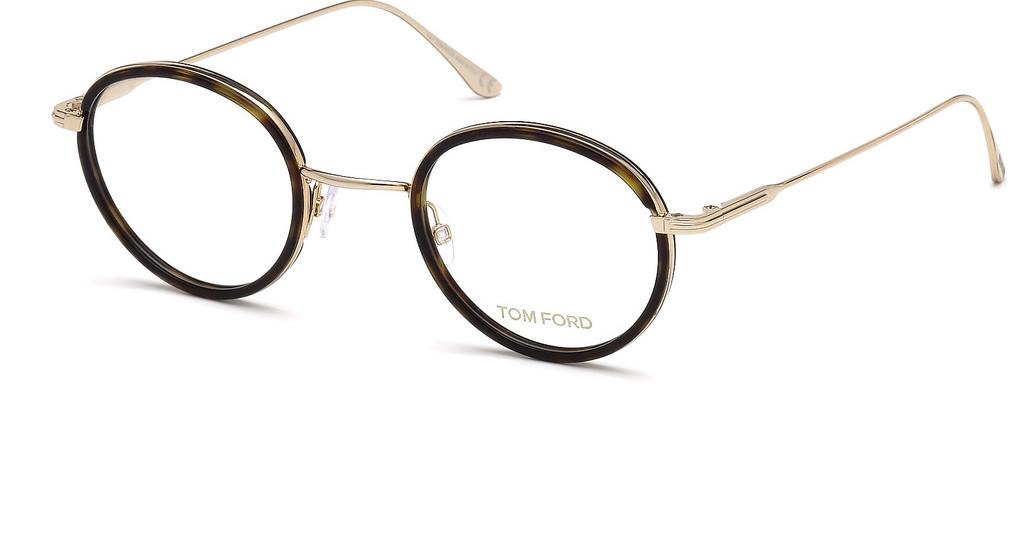 Tom Ford   FT5521 052 havanna dunkel