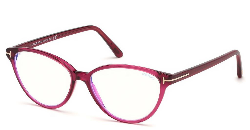 Tom Ford   FT5545-B 075 fuchsia glanz