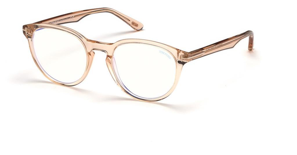 Tom Ford   FT5556-B 072 rosa glanz