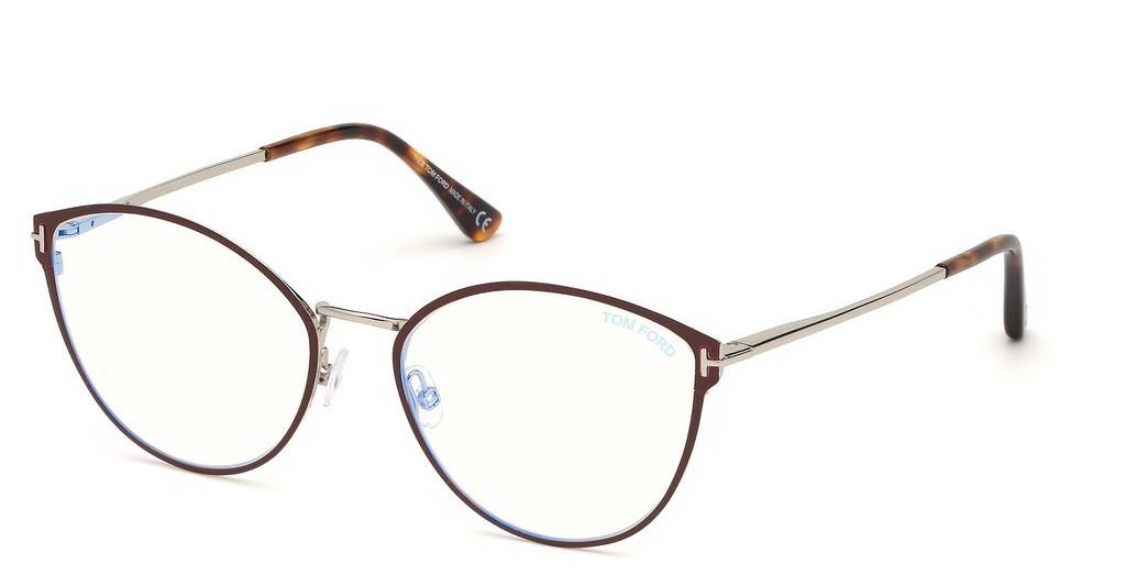 Tom Ford   FT5573-B 069 bordeaux glanz