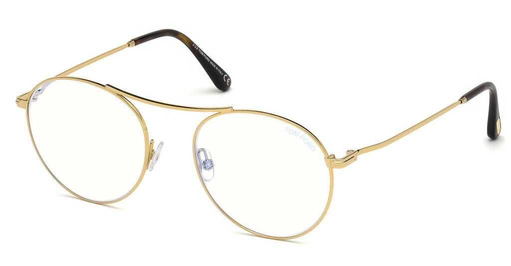 Tom Ford   FT5633-B 030 gelb