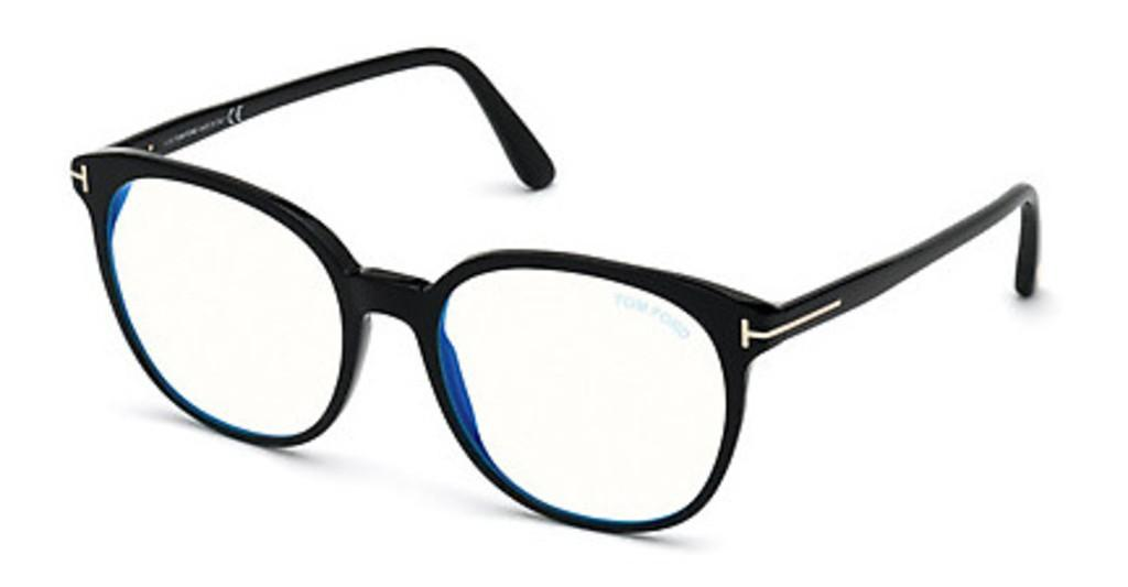 Tom Ford   FT5671-B 052 havanna dunkel