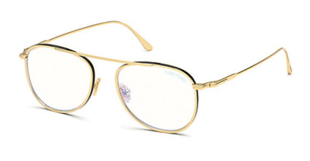 Tom Ford   FT5691-B 030 tiefes gold glanz