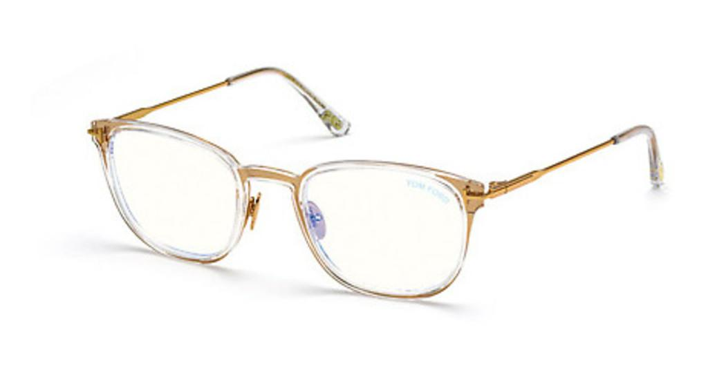 Tom Ford   FT5694-B 030 tiefes gold glanz