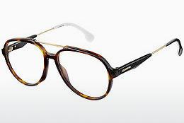 Lunettes design Carrera CARRERA 1103/V 2IK - Or, Brunes, Havanna