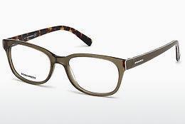 Dsquared2 Damen Brille » DQ5256«, braun, 045 - braun