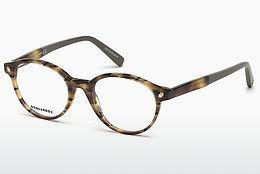 Occhiali design Dsquared DQ5227 053 - Avana, Yellow, Blond, Brown