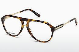 Occhiali design Dsquared DQ5242 053 - Avana, Yellow, Blond, Brown