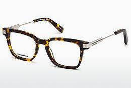 Occhiali design Dsquared DQ5244 053 - Avana, Yellow, Blond, Brown
