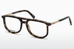 Dsquared2 Damen Brille » DQ5248«, gelb, 053 - gelb