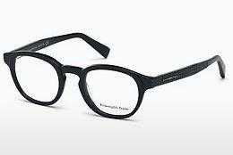 Ermenegildo Zegna Herren Brille » EZ5070«, blau, 092 - blau