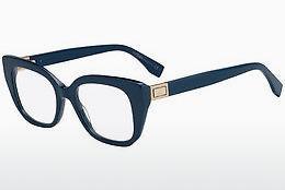 FENDI Fendi Damen Brille » FF 0271«, braun, 79U - braun