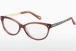 Lunettes design Fossil FOS 6007 GIE - Rouges, Rose