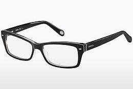 Lunettes design Fossil FOS 6066 ROO - Noires